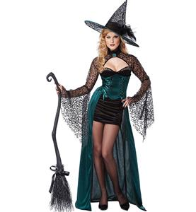 Wicked Enchantress Costume N8721