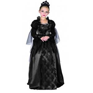 Wicked Queen Girls Halloween Costume, Wicked Queen Child Costume, Wicked Queen Princess Girls Halloween Costume, #N5966