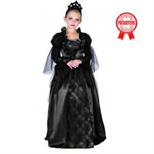 Wicked Queen Girls Halloween Costume, Wicked Queen Child Costume, Wicked Queen Princess Girls Halloween Costume, #N5966