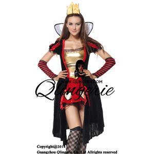 Wicked Wonderland Queen Costume N5849