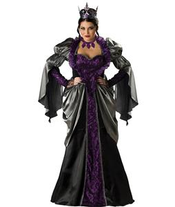 Wicked Queen Costume, Deluxe Wicked Queen Costume, Queen Costume, #N4784