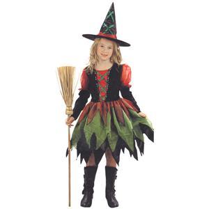 Witch fairy fancy dress costume N5967