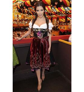 Kim Kardashian Oktoberfest Costume,  Women