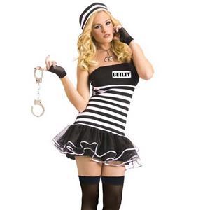 Guilty Conscience Costume, Halloween Costume, Hot Sale Discount Costume, Women
