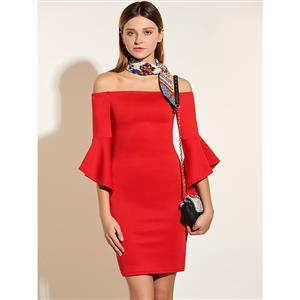 Bodycon Dresses, Mini Dresses, Off Shoulder Dresses, Half Sleeve Dresses, Sexy Dresses, Valentine