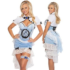 Wonderful Land Alice Costume N5846
