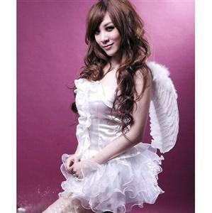 Sweet Angel Costume, Angel Costume, Queen of Angels Costume, #N1614