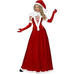 Miss santa costume, Women
