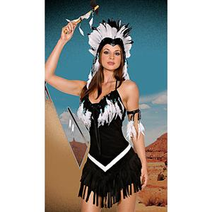 G Tribal Princess, Sexy Country Girls Costumes, Country Girls Costumes, #M1451