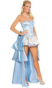 Sexy Adult Princess Dress, Women
