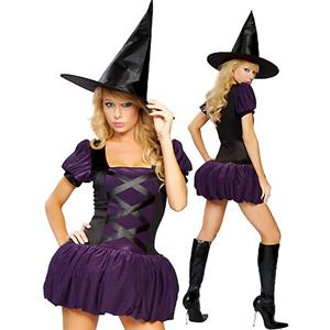 Halloween Costumes, Witch Halloween Costume wholesale, #W1709