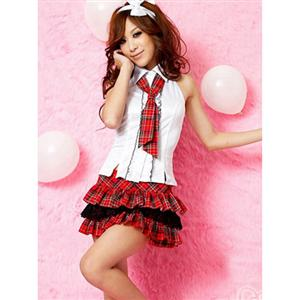 Sexy Schoolgirl Costumes, School Girl Outfits, Naughty School Girl Costume, #M991