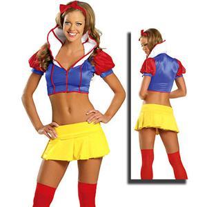fairy tale costume, Deluxe Snow Costume, Bad Apple Costume, #M1428