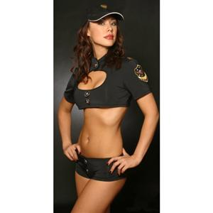 Sexy Police Officer Costume, Police Officer Costume, Police Woman Costumes, #C4021