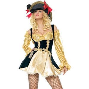 Sexy Pirate Costumes, Sexy Costumes, Adult Halloween Costumes, #M815