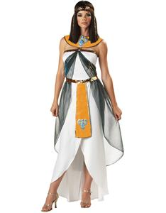 Sexy Cleopatra Costume - Adult Cleopatra Halloween Costume, Queen of The Nile Costume, #M1369