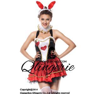 tea party bunny costume N6284