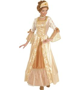Golden princess costume fairy tale, woman fairytale princess Costumes, fairytale princess Costume, #N5817