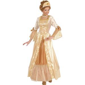 Golden princess costume fairy tale, woman fairytale princess Costumes, fairytale princess Costume, #N5817