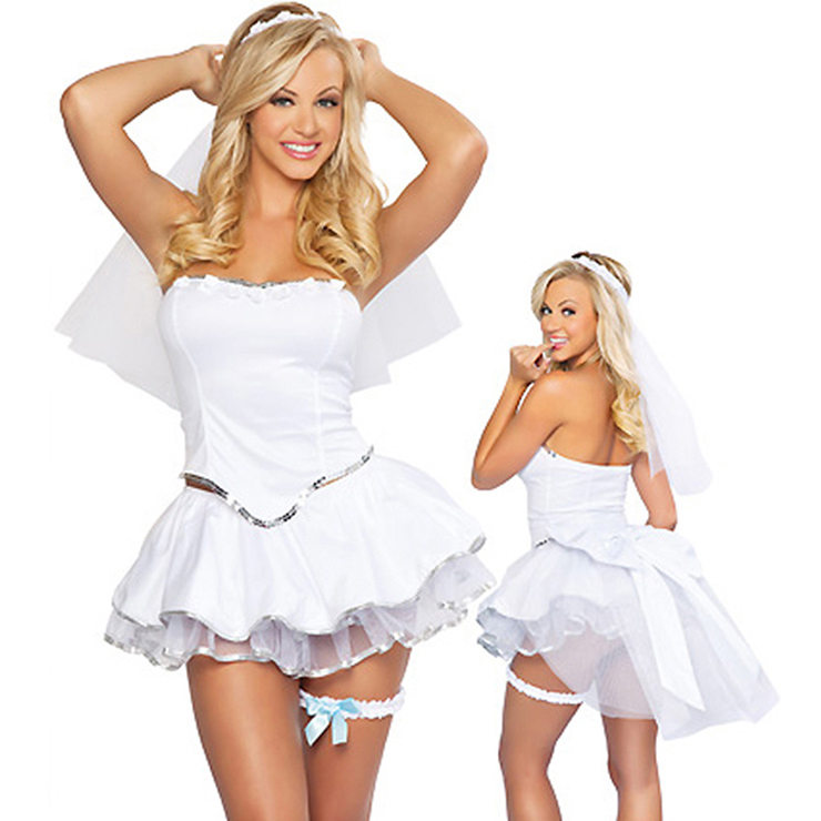 Adorable Bride Costume N6213