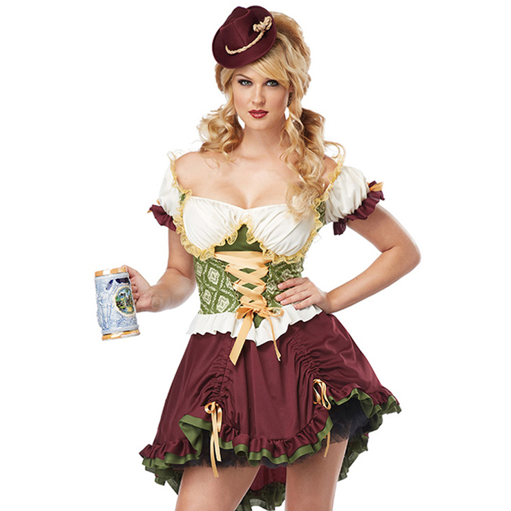 Adult Beer Garden Girl Costume N5577