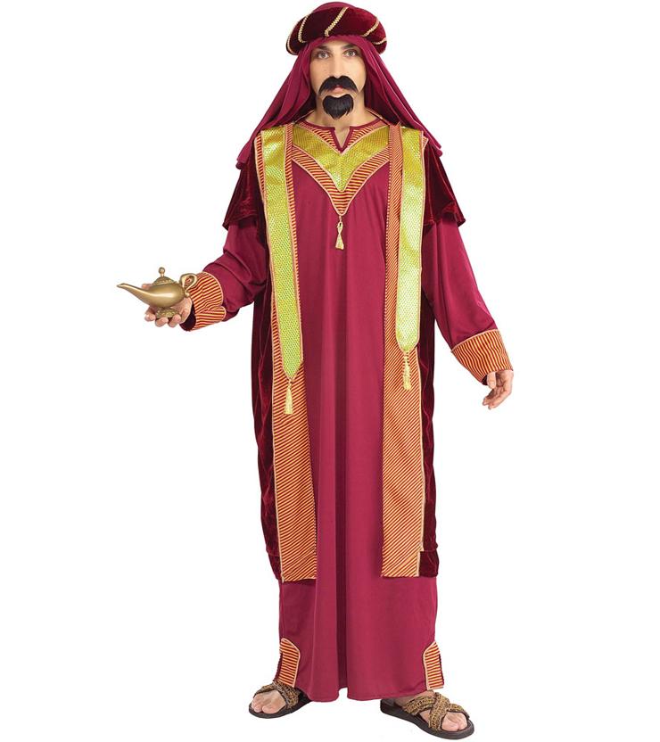 Adult Deluxe Sultan Costume N4789