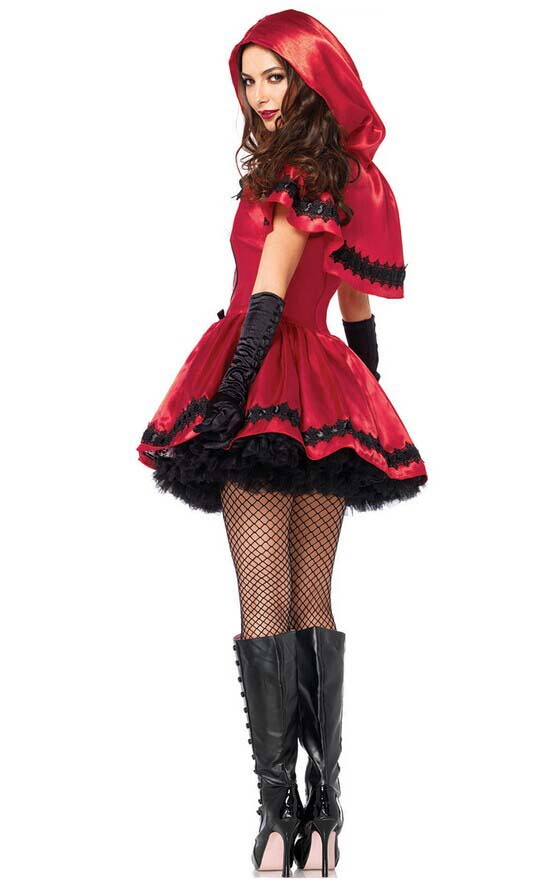 For Adult little red riding hood costumes confirm. All