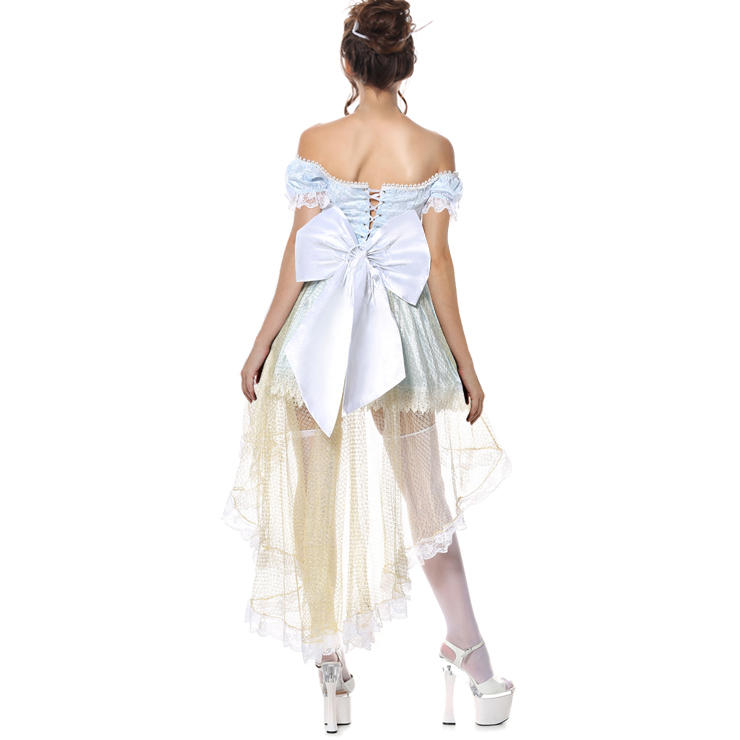 Passionate Princess Costume, Adult Passionate Princess Costume, Passionate Princess Adult Womens Costume, Elegant Adult Princess Costume, Deluxe Princess Tee Dress, Adult Pantomine Princesss Costume #N5976