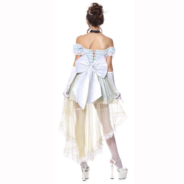 Passionate Princess Costume, Adult Passionate Princess Costume, Passionate Princess Adult Womens Costume, Elegant Adult Princess Costume, Deluxe Princess Tee Dress, Adult Pantomine Princesss Costume #N5976
