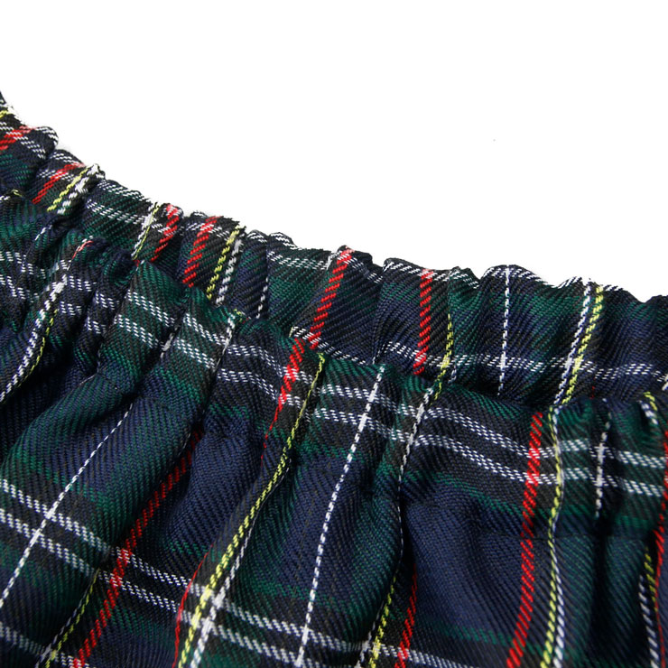 Sexy Adult School Girl Costume, Sexy Plaid Skirt Suit Plus Size, Fashion Student Cosplay Costume, Sexy Plaid Skirt Lingerie Set Costume, Sexy School Uniform Cosplay for Women, Crop Top and Skirt Set, #N16475