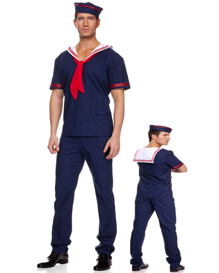 sc 1 st  MallTop1.com & 3PC Ahoy Matie Sailor Costume N4279