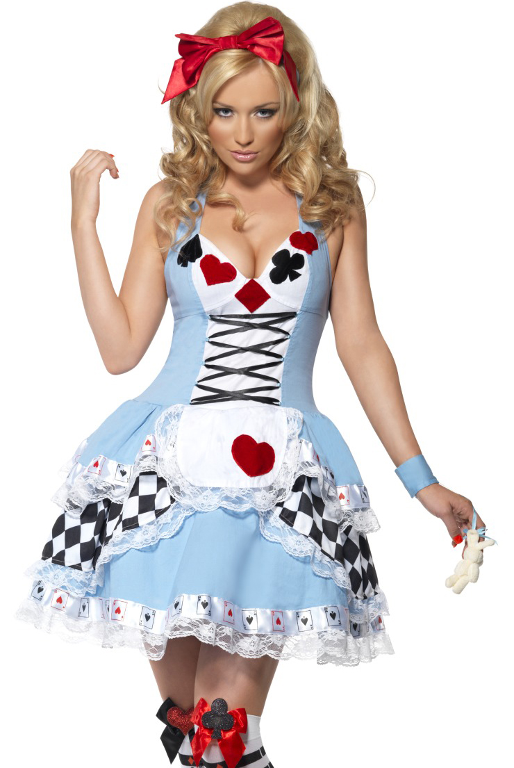 Congratulate, what Sexy alice in wonderland costumes