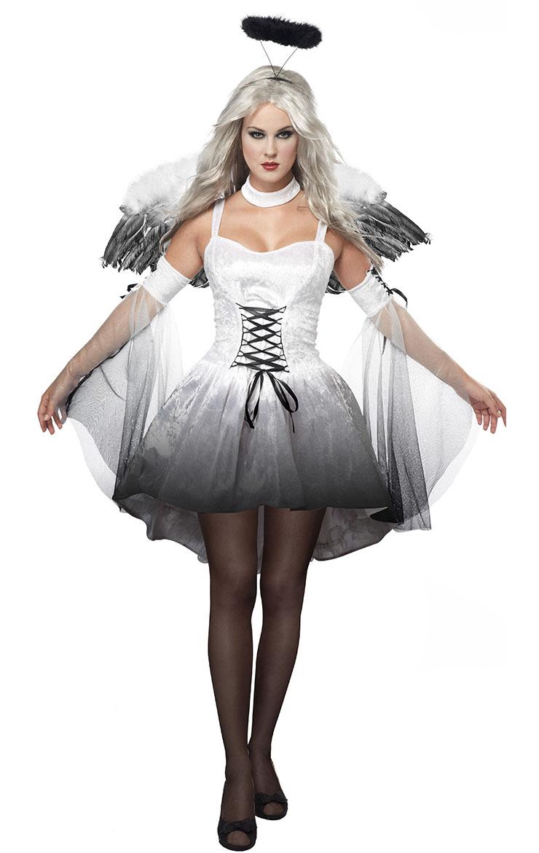 Angel Of Darkness Costume N8717