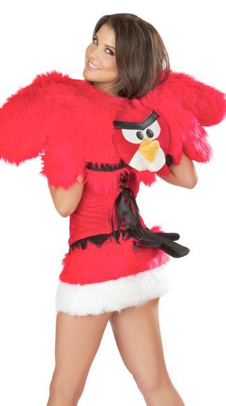 Angry Bird Costume N4625