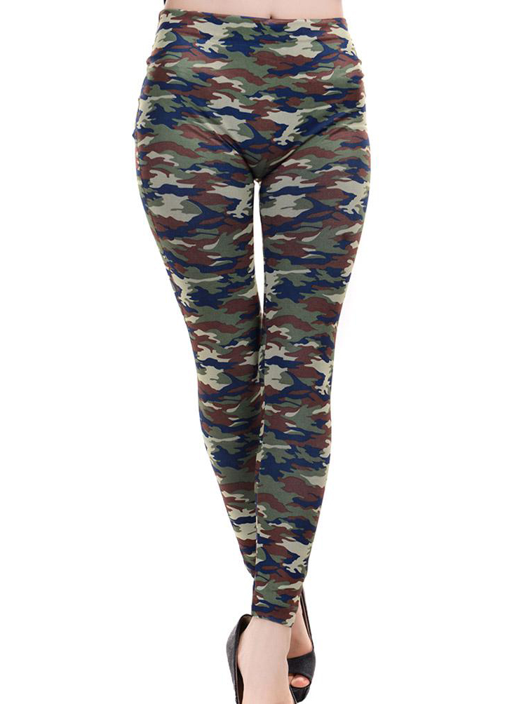 Camo Print Leggings. Clothing. Women. Camo Print Leggings. Showing 48 of results that match your query. Search Product Result. Product - Women's Chino Pant. Product Image. Product - Long Leggings - Army Camouflage (Junior and Junior Plus Sizes) .