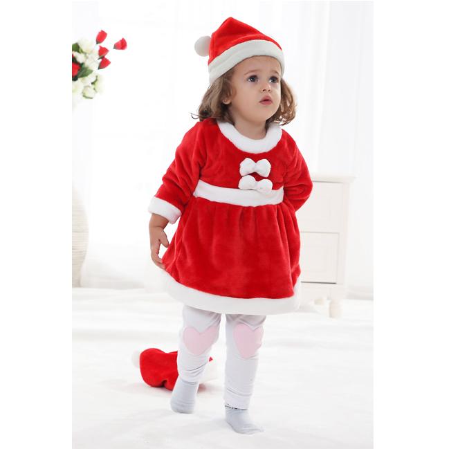 Baby Christmas Costume N6256