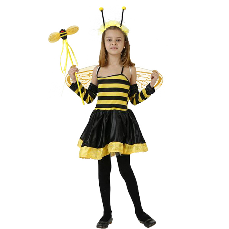 Bee costume for girls N5987