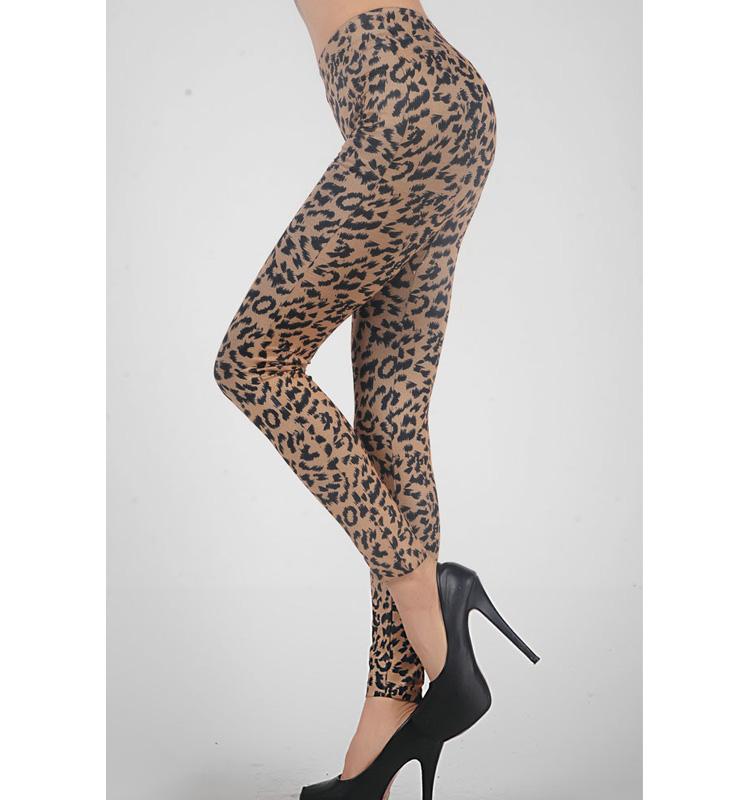bf9ad46f07d9b Women's Sexy Leopard Print Leggings L5205