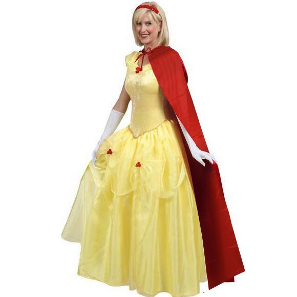 Belle Fairytale Costume N6765