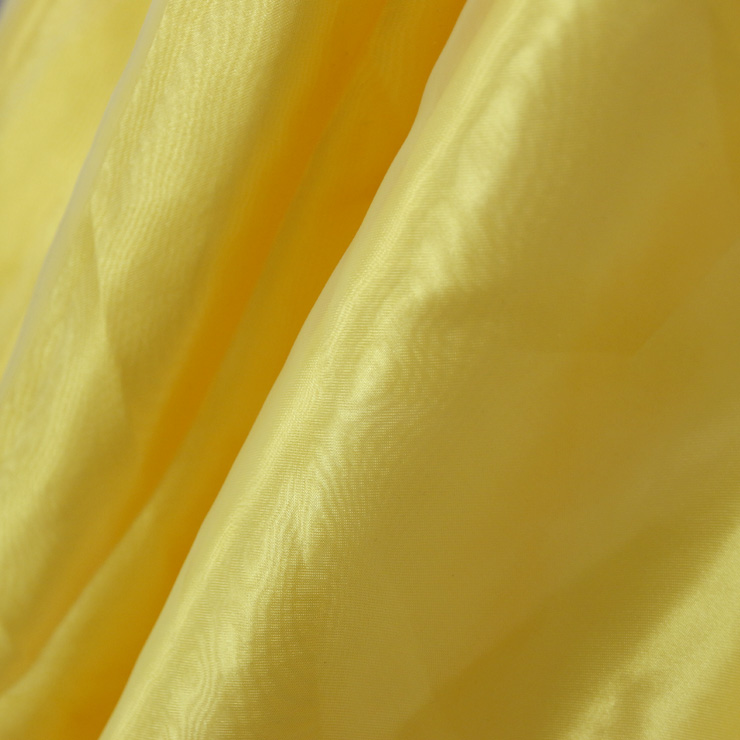 Belle Fairytale Costume, Belle Beauty and the Beast Fairytale Storybook Costume, Deluxe Adult Beauty Yellow Ballgown, #N6765
