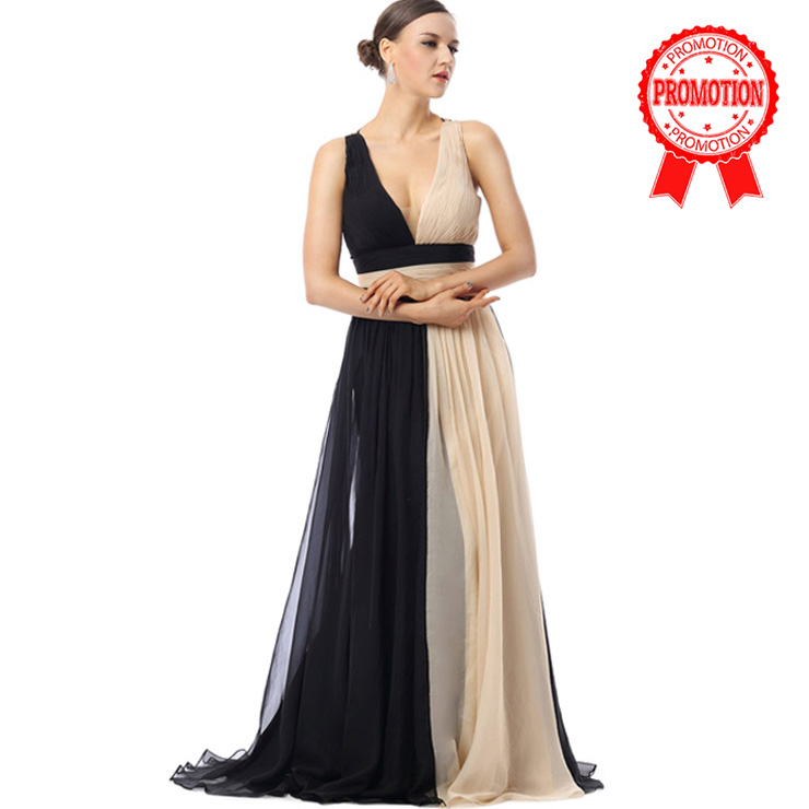 Sexy Black Apricot Evening Dresses, Cheap Evening Dresses, Hot Selling Dresses, Evening Dresses 2015, New Dresses on sale, #F30018
