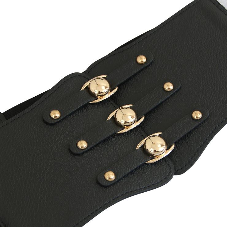 Tied Wasit Belt, High Waist Corset Cinch Belt, Steampunk Wasit Belt, Waist Cincher Belt Black, Lace Up Wide Waistband Cinch Belt, #N14795