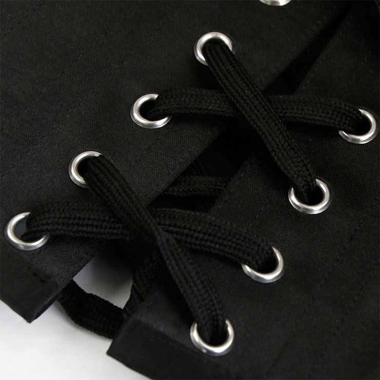 Fashion Black Underbust Corset, Steel Bones Underbust Corset, Waist Training Underbust Corset, Waist Trainer Cincher Belt, Slimmer Body Shaper Belt, Underbust Body Shaper, #N20232