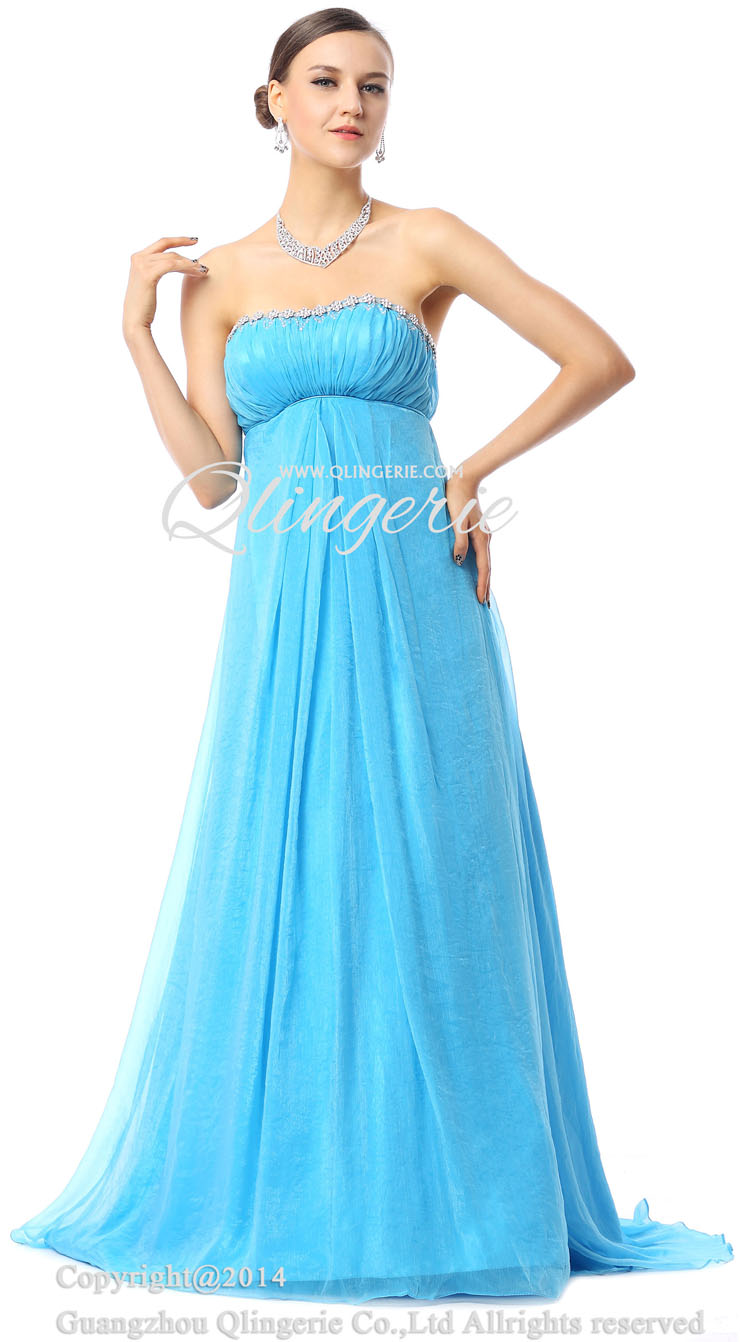 Maxi Dress, Long Cheap Dress, Prom Dress For Cheap, Blue Evening Dresses, Women