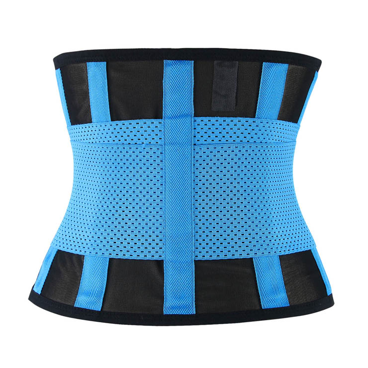 Waist Gym Trainer Corset, Waist Trainer Cincher Belt, Slimmer Body Shaper Belt, Cheap Sport Gym Waist Cincher Belt, Acrylic Bones Corset Belt, Hourglass Body Shaper, #N11019