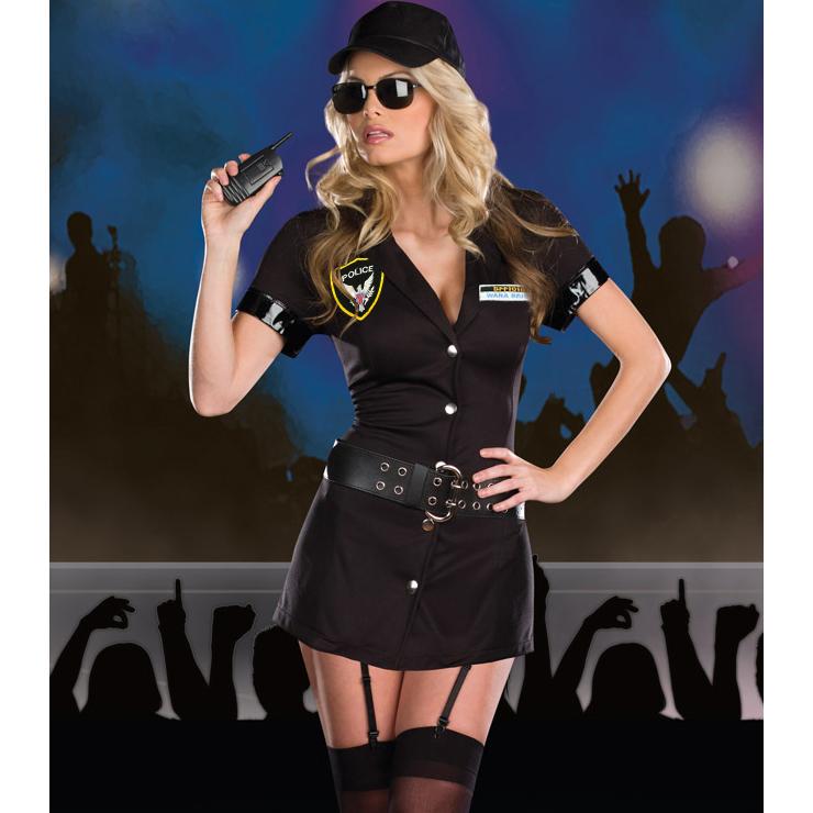 Body Guard Eva Destruction Costume N4307
