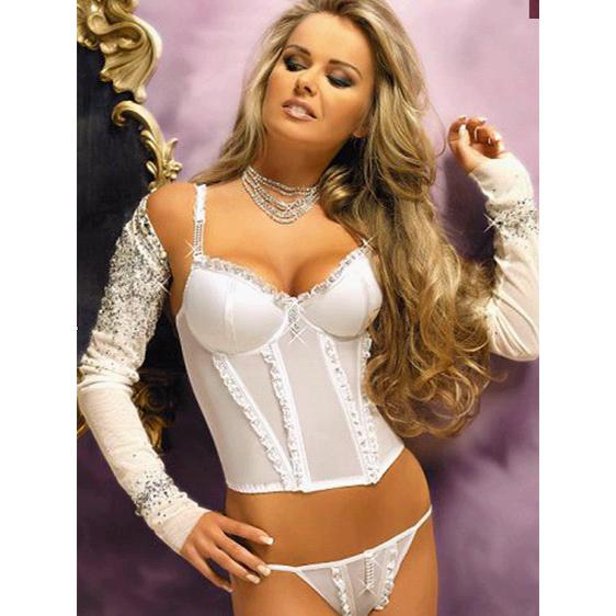 Bridal Bustier N4014