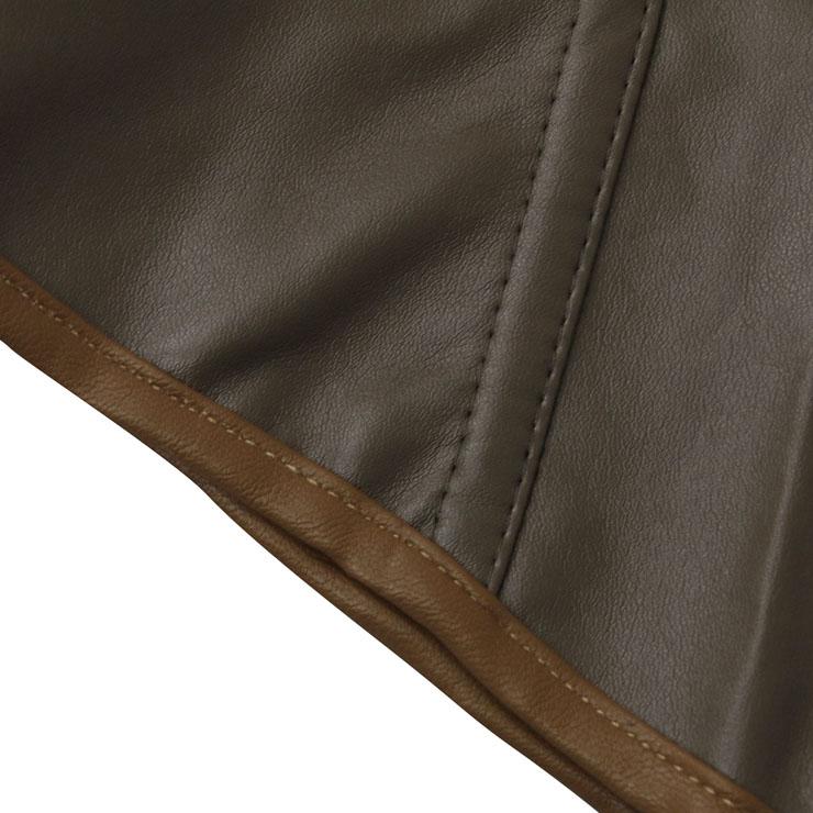 Punk Steel Boned Corset, Sexy Brown Underbust Corset, Cheap Steal Boned Corset, Hot Sale Clasp Closure Underbust Corset, #N18021