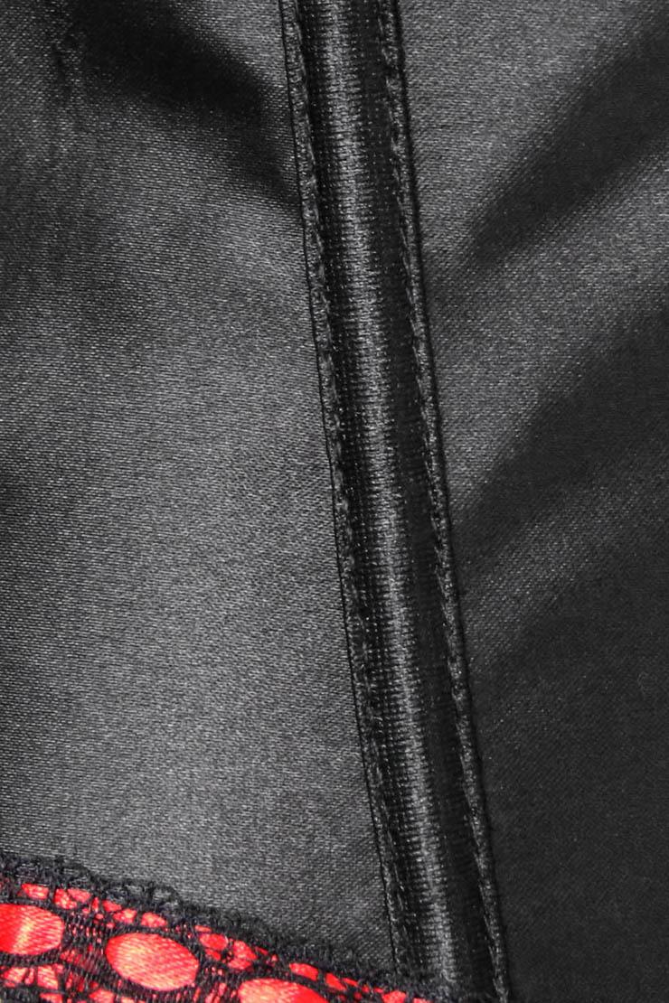 Strapless corset, Underwire corset, Corset, Christmas Corset, #N3359