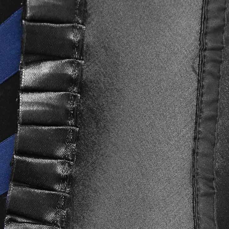 Ribbons Overbust Corset, Burlesque Ribbons Corset, Overbust Corset, Sexy Clubwear Corset, Sexy Satin Waist Cincher, #N2155